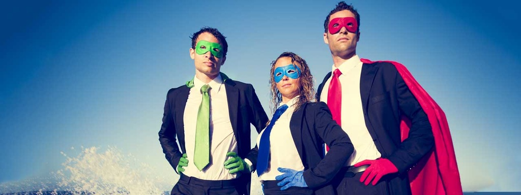 PROJECT MANAGER - потому что нет такой должности как супергерой